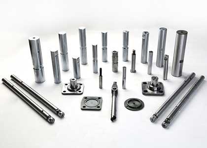 Perfect pins, kolhapur | Rail shafts & king pins | BEML